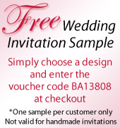Free Wedding Sample