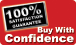100% Satisfaction Guarantee Buy with Confidence
